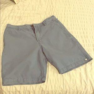 Quicksilver chino shorts straight cut 32